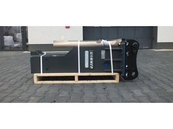 Młot hydrauliczny HAMMER HM 750 Hydraulic breaker 660kg
