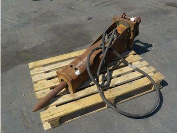 Hydraulic Breaker to suit 2-4 Ton Excavator - młot hydrauliczny