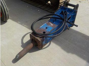 MSB 400 - młot hydrauliczny