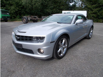 Chevrolet Camaro 6.2 V8*Leder+KLIMA+432PS+1-Hand+Head-up*  - car