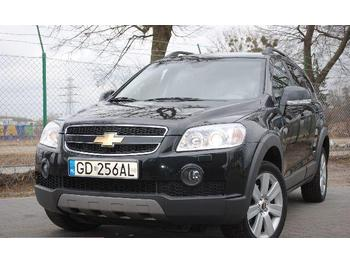 Chevrolet Captiva  - car