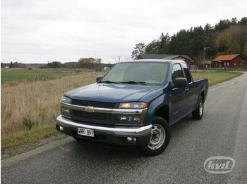 Chevrolet Colorado 2.8 (177hk) -05  - car