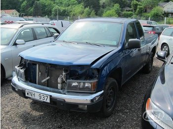 Chevrolet Colorado 2.8 (177hk)(Rep.objekt)  - car