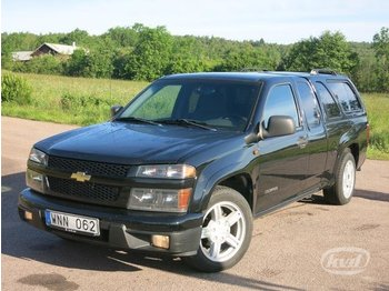 Chevrolet Colorado (Aut 220hk)  - car