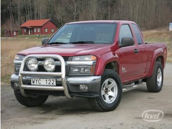 Chevrolet Colorado Crew Cab Z71 (4WD 220hk)  - car