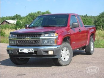Chevrolet Colorado Crew Cab Z7 (Aut 4WD 220hk)  - car