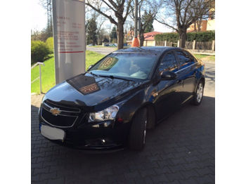 Chevrolet Cruze 1,6 83 kW  - car