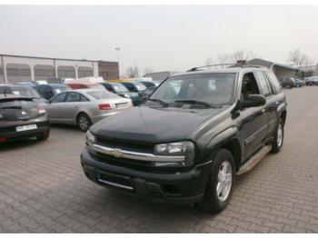 Chevrolet Trailblazer  - car