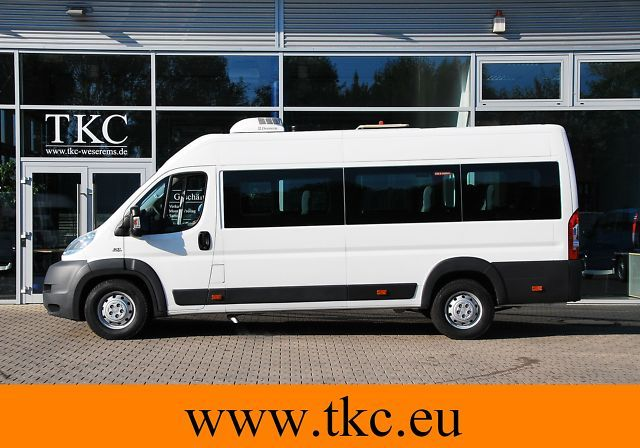 fiat ducato maxi bus 16 1 sitzer klimaanlage 02 11 car. Black Bedroom Furniture Sets. Home Design Ideas
