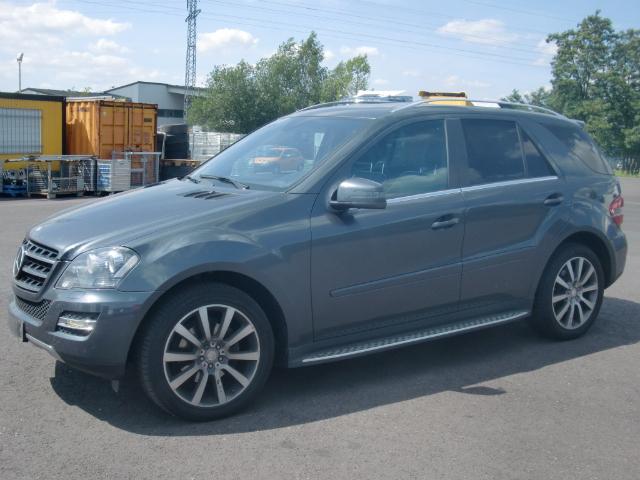 Mercedes benz cl 500 4matic blueefficiency for Mercedes benz ml 300