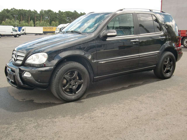 mercedes benz ml 400 cdi final edition car from germany for sale at truck1 id 1019568. Black Bedroom Furniture Sets. Home Design Ideas