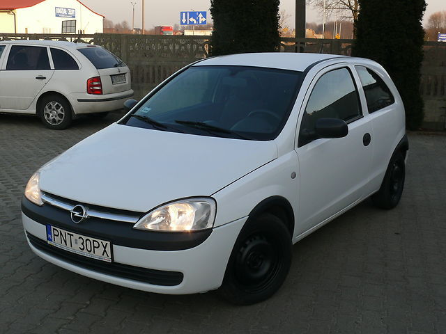 opel corsa 1 7 dti car from poland for sale at truck1 id. Black Bedroom Furniture Sets. Home Design Ideas