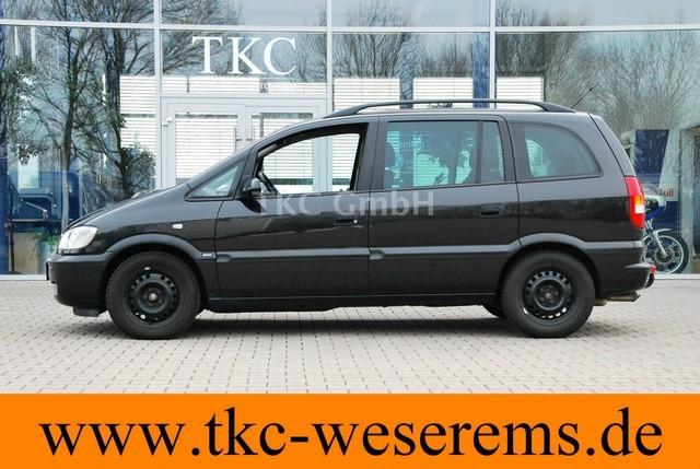 opel zafira 1 8 automatik 7 sitzer klima ahk cd car from germany for sale at truck1 id 1121908. Black Bedroom Furniture Sets. Home Design Ideas
