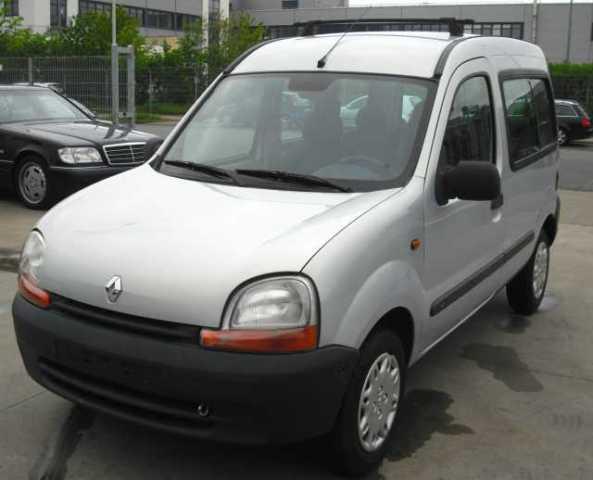 Car Renault Kangoo 1.4 rt