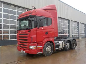 Other machinery 2008 Scania R420