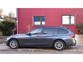 BMW 318D Touring Modell 2017 - car