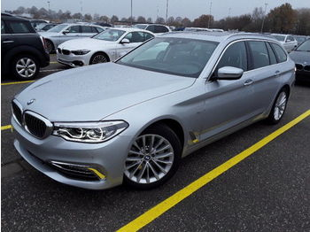 BMW 530d Touring Sportautomatic Luxury Line, 1. Hand  - car