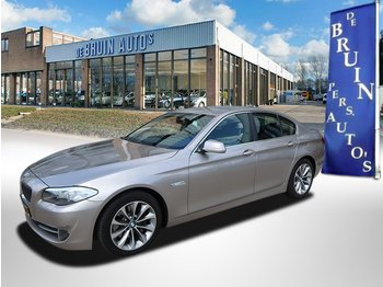 BMW 5 Serie 528i High Executive Navi Xenon Adaptive cruisecontrol Clima PDC - car