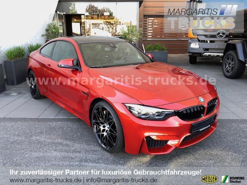Bmw M4 Coupe Dkg Competitionkeramik20headupcarb Car From