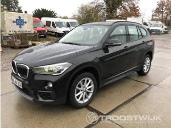 BMW X1 sDrive 18i - car