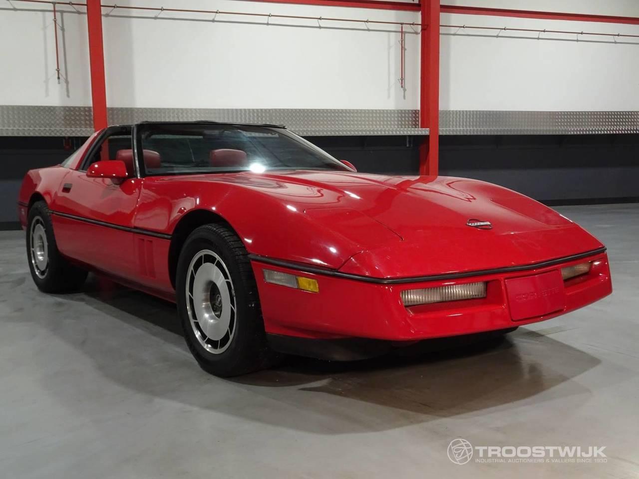 Chevrolet Corvette C4 Targa 350ci V8 Car From Netherlands For Sale At Truck1 Id 4109454