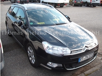 Car Citroën C5 Tourer HDi 135 FAP Aut. Confort: picture 1