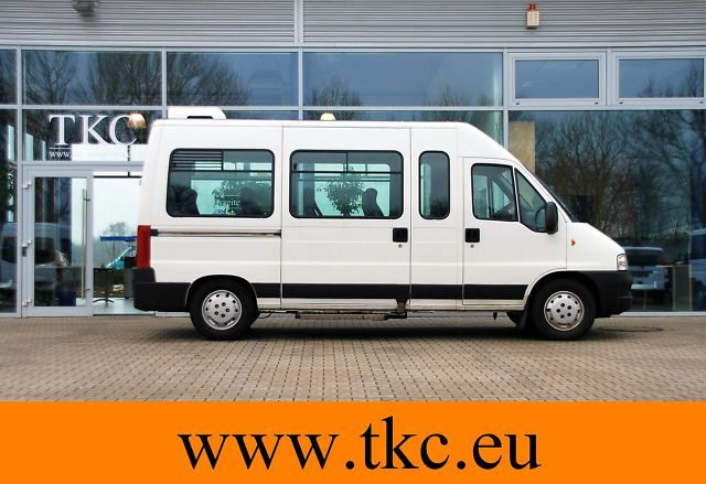 fiat ducato maxi 2 3 jtd bus 14 1 sitzer klima navi car. Black Bedroom Furniture Sets. Home Design Ideas