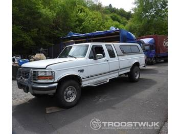 Ford F-250 Pickup V8 7,2 Liter Diesel - car