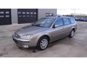 Ford Mondeo 2.0 TDCI (AIRCONDITIONING) - car