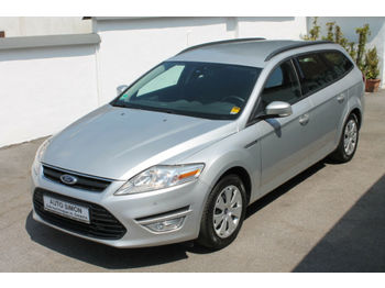 Car Ford Mondeo Turnier TDCi *1.Hand+Scheckheft+Top Zust*