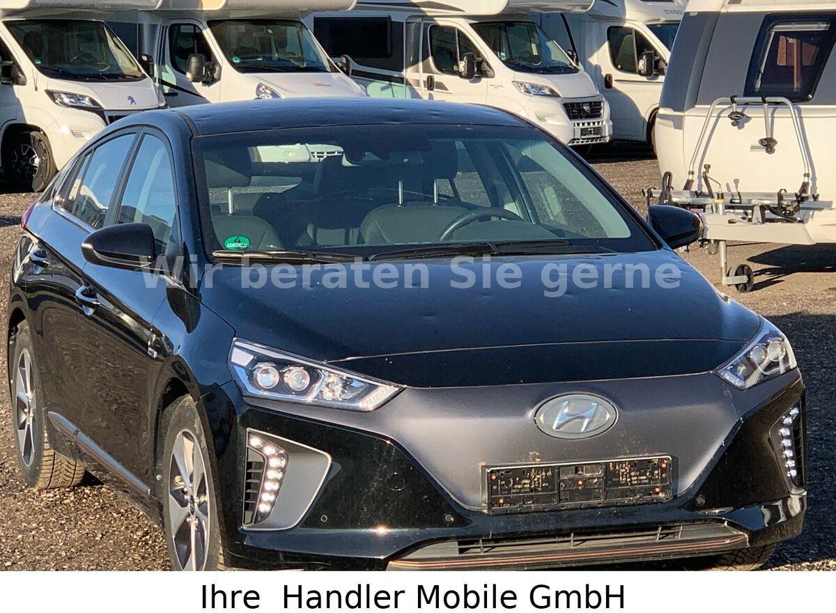 Hyundai Ioniq Elektro Premium Hagelschaden Car From Germany For Sale At Truck1 Id 4298914