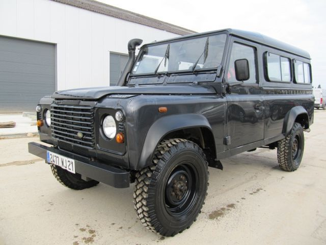 land rover defender 110 td5 car from belgium for sale at truck1 id 725145. Black Bedroom Furniture Sets. Home Design Ideas