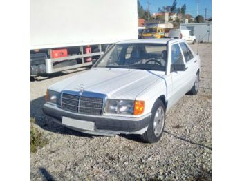 MERCEDES-BENZ 190D 2.0 diesel left hand drive 5 speed manual - car