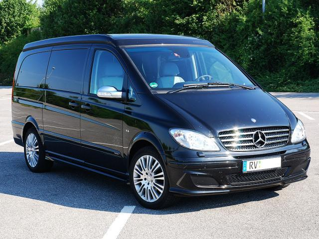 mercedes benz viano 3 0 cdi marco polo limited edition car. Black Bedroom Furniture Sets. Home Design Ideas
