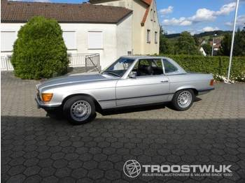 Mercedes-Benz 380 SL W107 Cabrio - car