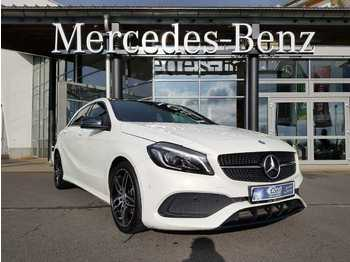 Mercedes-Benz A 180 7G+AMG+NIGHT+LED+NAVI+ PANO+PARK+SHZ  - car