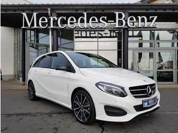 Mercedes-Benz B 200 7G+URBAN+NIGHT+MEMORY+ NAVI+LED+KLIMAAUTO+  - car