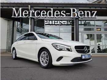 Mercedes-Benz CLA 200d Shooting Brake 7G+URBAN+NIGHT+ NAVI+KAM  - car