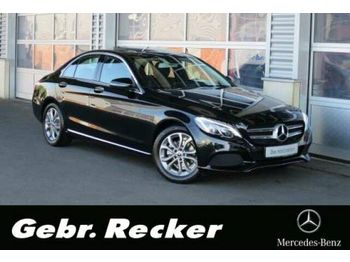 Mercedes-Benz C 180 AVANTGARDE 9G-Tronic LED ILS SHD Navi PTS  - car