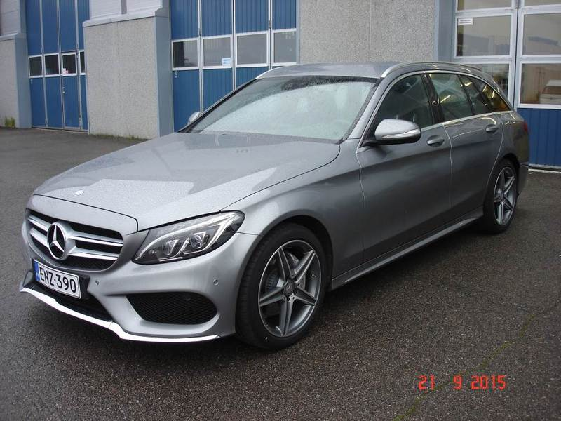 mercedes benz c farmari