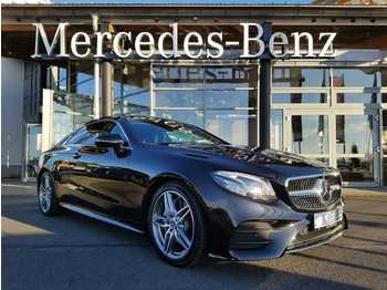 Mercedes-Benz E 200 AMG+COUPE+DISTR+PANO+LED+360°+ LEDER+PARK+  - car