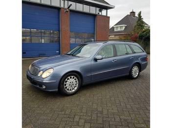 Mercedes Benz E 220 CDI combi.autom. Elegance - car