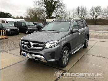 Mercedes-Benz GLS 350d 4MATIC - car