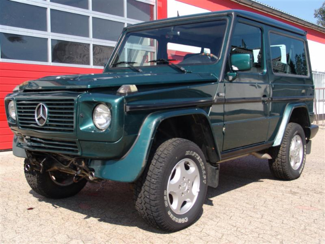 Mercedes 300 Td : mercedes benz g 300 td nur km unfall car from germany for sale at truck1 id 851418 ~ Maxctalentgroup.com Avis de Voitures
