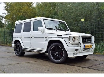 Car Mercedes-Benz G-Klasse 55 AMG