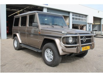mercedes benz g klasse g 300 d 5dr puch car from netherlands for sale at truck1 id 1360844. Black Bedroom Furniture Sets. Home Design Ideas