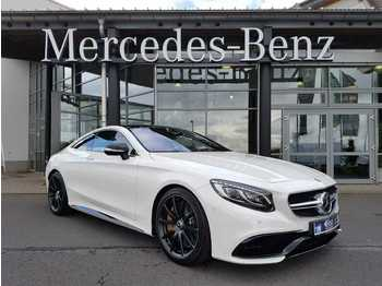 Mercedes-Benz S 63 AMG COUPÉ+KERAMIK+DRIVERS+ NACHTSICHT+HEAD-  - car