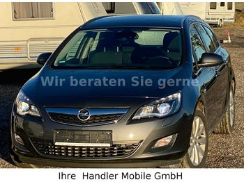 Car Opel Astra Sports Tourer 1.4 Turbo Selection Hagel