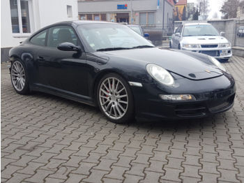 Porsche 911 CARRERA 4S 997  - car