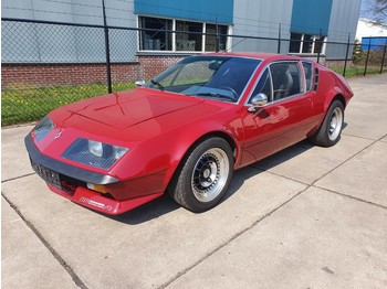 Renault Alpine A310 V6 - car